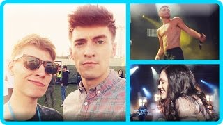 JESSIE J, THE WANTED + MORE BACKSTAGE FESTIVAL FUN! 😱🙈