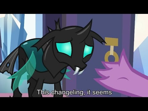 A Changeling Can Change [With Lyrics] - My Little Pony Friendship is Magic Song