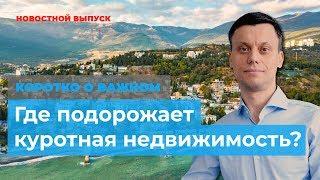 Инвестиции в курортную недвижимость. Куда вложить деньги, чтобы заработать? Сочи или Крым?