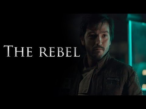 The Rebel: A Tribute to Cassian Andor, Portrayed by Diego Luna