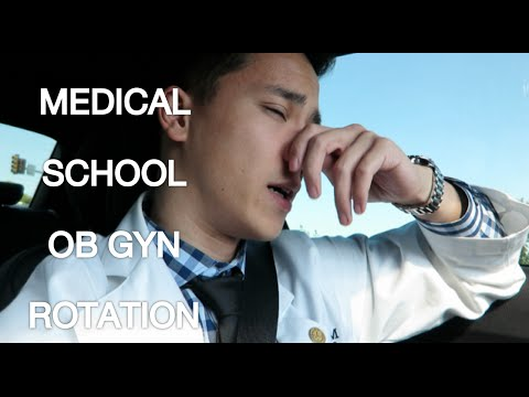A Day in a Life of a Medical Student (MS3)   OB GYN