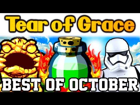 Tear of Grace: BEST OF - OCTOBER 2015