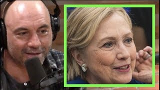 Joe Rogan - I'm Scared Hillary Will Run in 2020