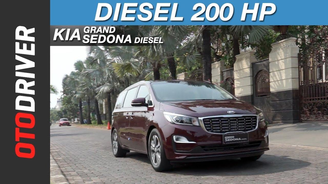 KIA Grand Sedona Diesel 2018