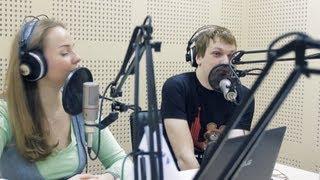 """Inside of Radio """"Mayak"""" Studio in Ufa, Russia. """"Real Russia"""" ep.38"""