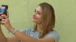 Monica Aksamit Selfie