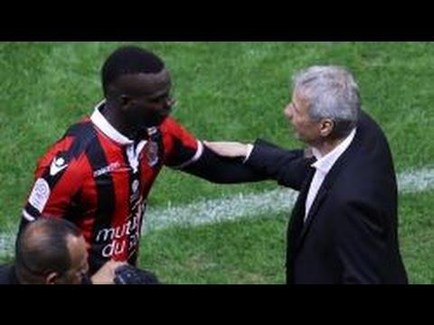 """OGCN - Lucien Favre : """"Balotelli DOIT ENCORE TRAVAILLER"""""""