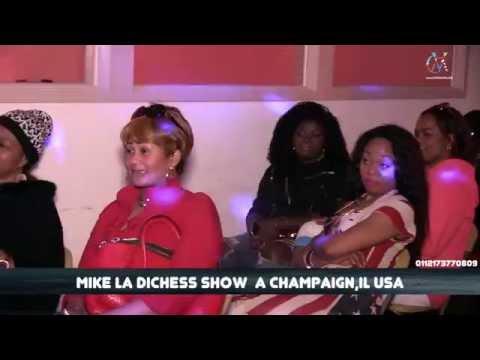 SHOW DE MIKE LA DICHESS A CHAMPAIGN,IL U S A