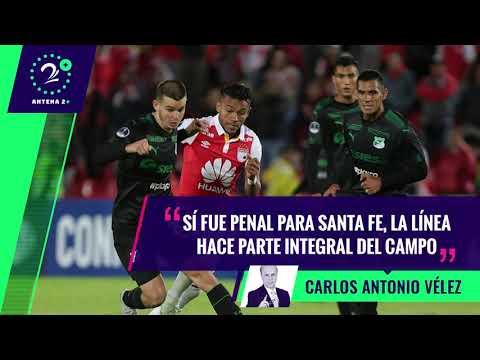 Las acciones puntuales del Santa Fe-Cali y Gremio juega bien, es el mejor de la Copa
