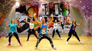 Zumba Warm Up - Dj Baddmixx - Ramona's Happy - 2017