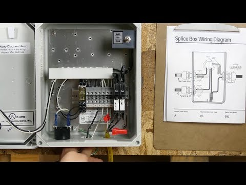 how to wire an orenco \