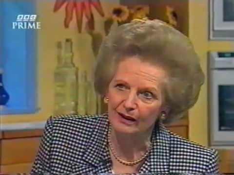Margaret Thatcher - BBC Good Morning Summer 1995 Interview