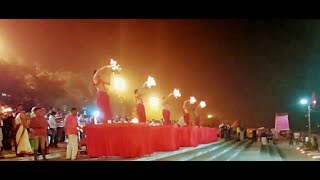 Narmada aarti at jabalpur madhya pradesh