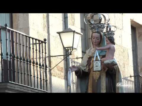Virgen del Carmen de San Isidoro 2015 Zamora