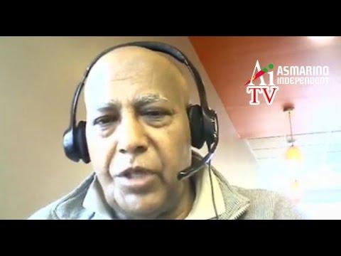 Asmarino TV - Prelaunch Trail - Medeb sematna Seyoum Tesfaye