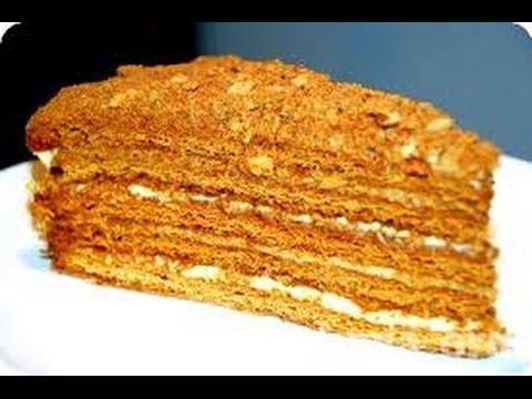 торт медовый рецепт фото