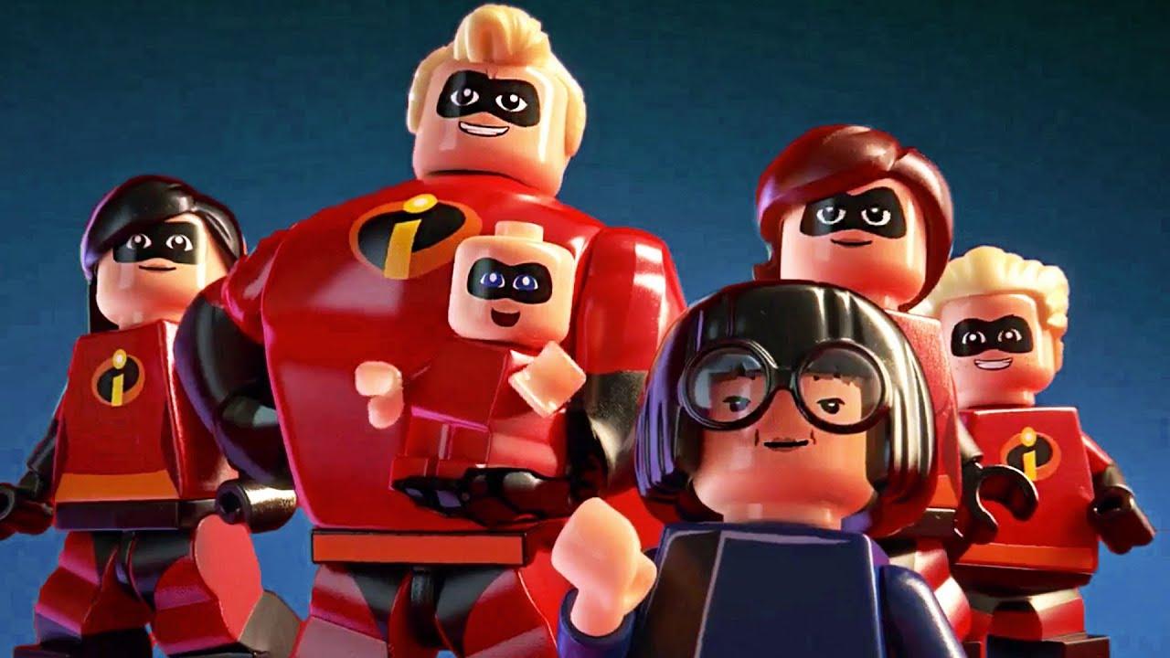 Lego Los Increibles 2 Pelicula Completa En Español 2018 Pc 1080p 60fps Youtube