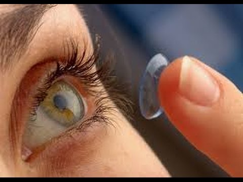 Come applicare e rimuovere le lenti a contatto/ how to put in CONTACT lenses
