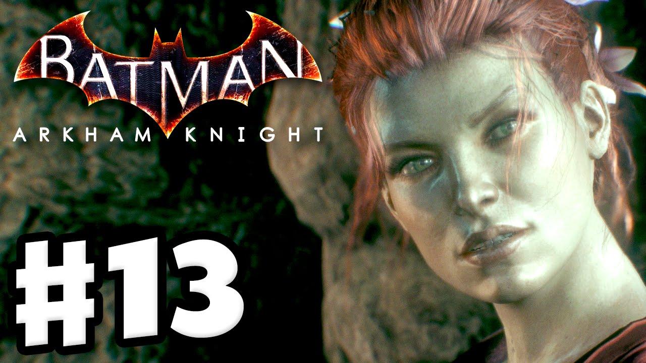 Batman Arkham Knight Gameplay Walkthrough Part 2 - Poison