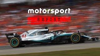Hamilton's German GP reprimand explained