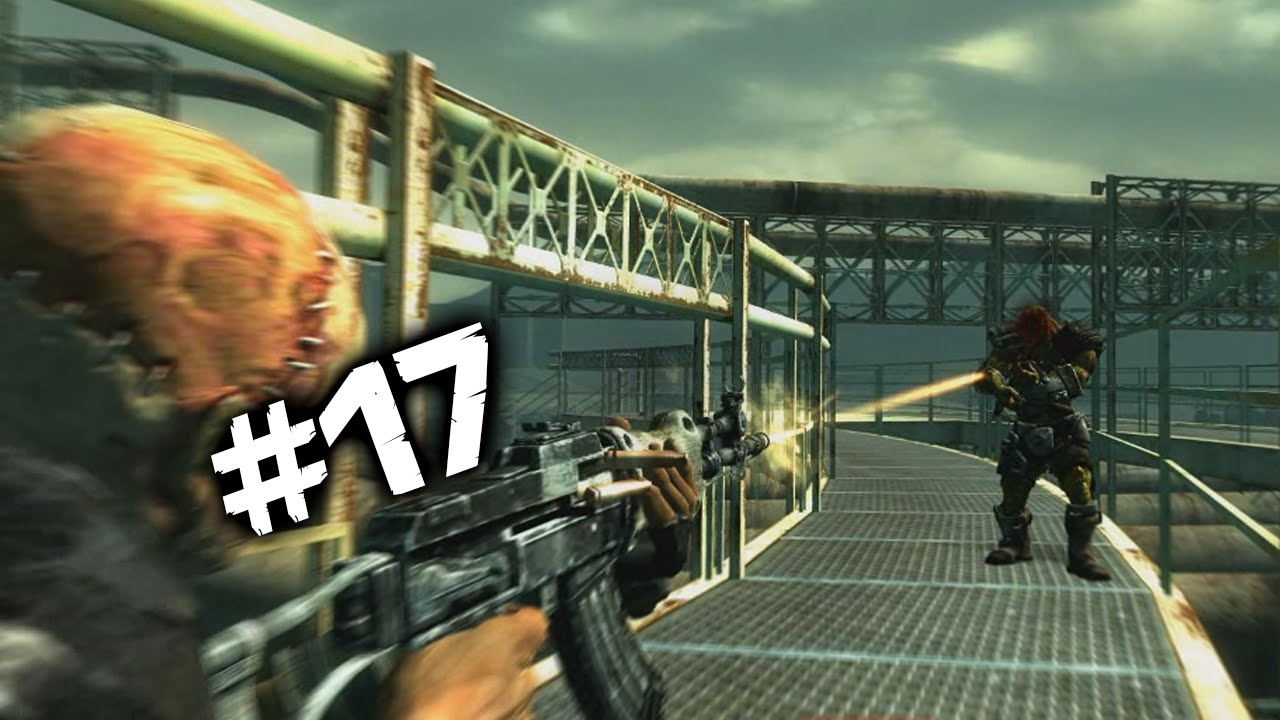 6dcc20c44e1d6 Fallout 3 Gameplay   Walkthrough - Part 17 - Finding Vault 112   Dad ...