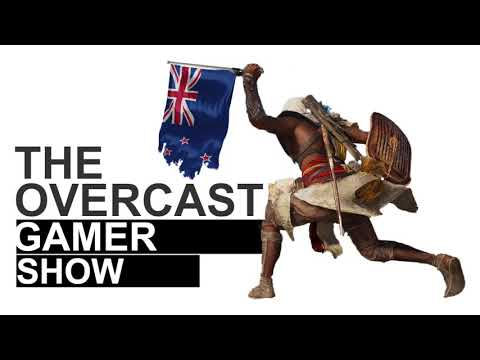 The Overcast Gamer Show – Old Kiwi Ads, Annihilation, and Assassin's Creed: Origins