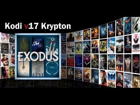 How to Install Exodus on Kodi v17 - Krypton (NVIDIA Shield TV)