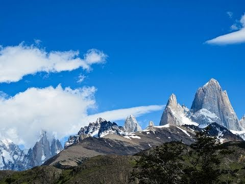 A Day In Patagonia - The Majesty of Mt. Fitz Roy and Cerro Torre