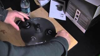 Компанія GSi на відкритому повітрі Halulite 2.7 L тиск плита