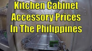 Kitchen Cabinet Accessory Prices In The Philippines