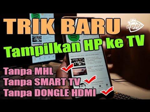 trik-baru-🔥-cara-mudah-tampilkan-hp-ke-layar-tv-🔴-(tanpa-hdmi-dongle,-tanpa-mhl-&-tanpa-smart-tv)