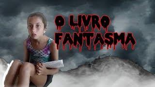Livro Fantasma   (Terror Infantil)