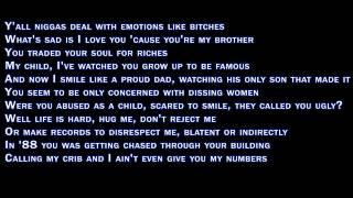 Nas - Ether (Lyric Video)