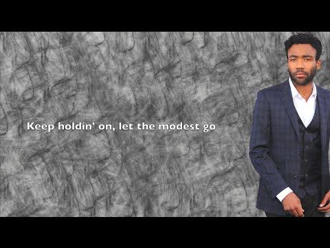 Childish Gambino - Urn - Lyrics