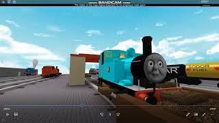 roblox thomas the tank engine crashes part 2