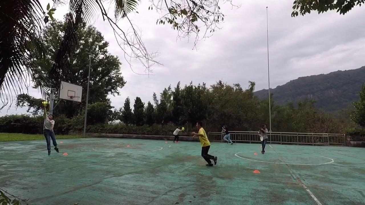 飛盤遊戲大串燒 - YouTube