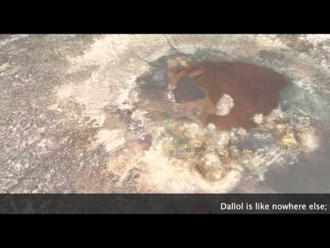 Wild Frontiers- Danakil Depression and the Highlands of Tigray