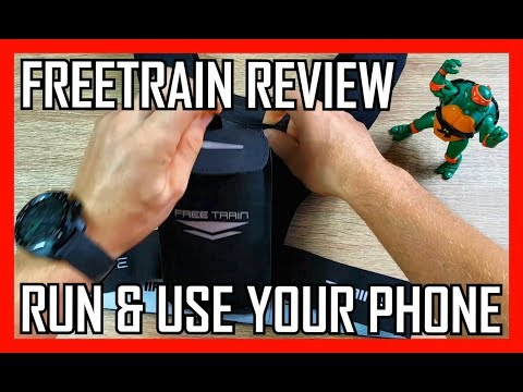 Freetrain V1 Review: Throw Away Your Armband, This Is The Best Running Phone Holder