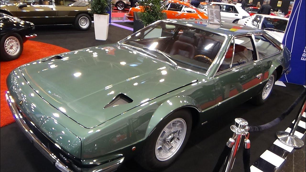 1971 Lamborghini Jarama Exterior And Interior Essen Motor Show
