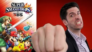Super Smash Bros. 3DS game review