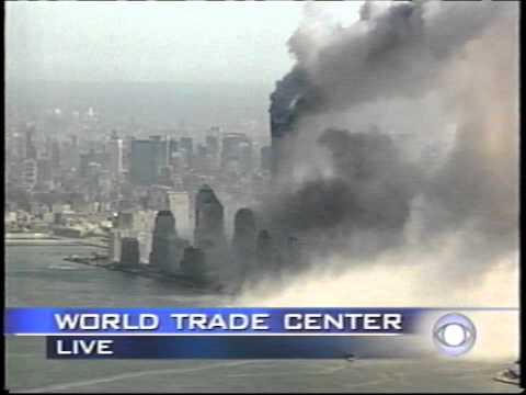 9/11 Live Full News Coverage (CBS)(4/5)