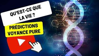Voyance 222 | Qu'est-ce que la Vie ? | Bruno Moulin-Groleau Voyant Médium Vie Croyance Humanité