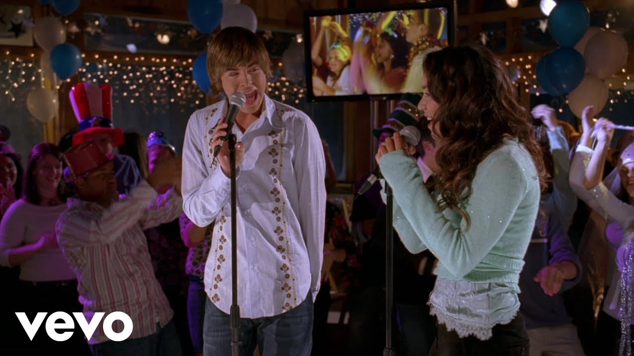 "Troy, Gabriella - Start of Something New (From ""High School Musical"")"
