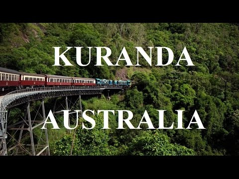 Australia-Cairns/Kuranda (World Heritage Rainforest) Part 8