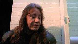 "Ace Frehley as ""Johnny"" in the movie ""Remedy"". (Ace`s third scene)"