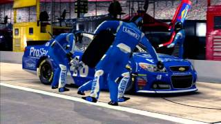 NASCAR '15 Victory Edition - Jimmie Johnson @ Bristol Night