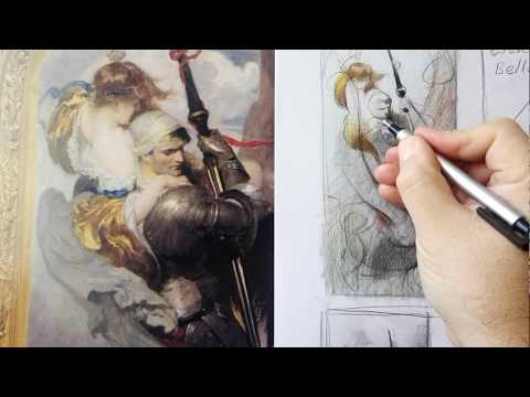 TUTORIAL Photoshop : Importar un boceto de un personaje | Joel Santana | Domestika from YouTube · Duration:  3 minutes 32 seconds