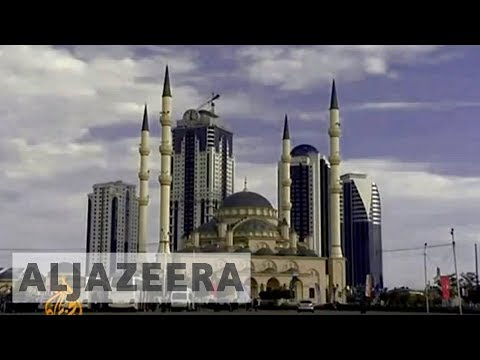 War-torn Chechnya undergoes transformation