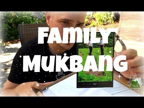 HERBIVOROUS BUTCHER | FAMILY MUKBANG