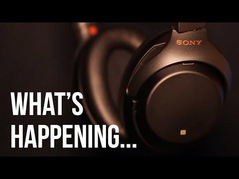 Sony bluetooth headphones mic not working